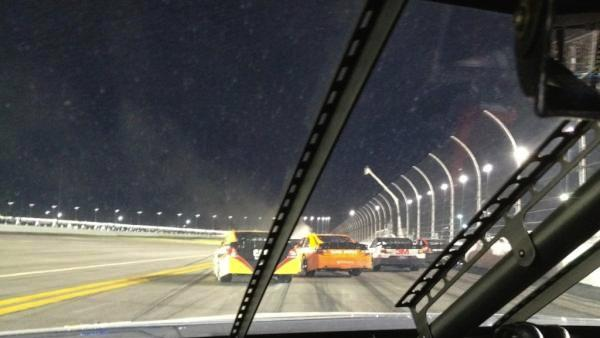 NASCAR Driver Fined $25,000 for Tweeting From Car During Race