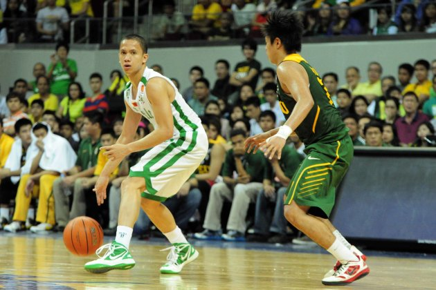 Almond Vosotros has been stepping up for La Salle. (Angela Galia/NPPA)