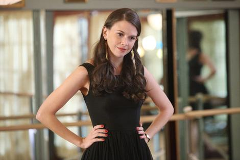 Sutton Foster goes from 'Gilmore Girls' fan to 'Bunheads' star
