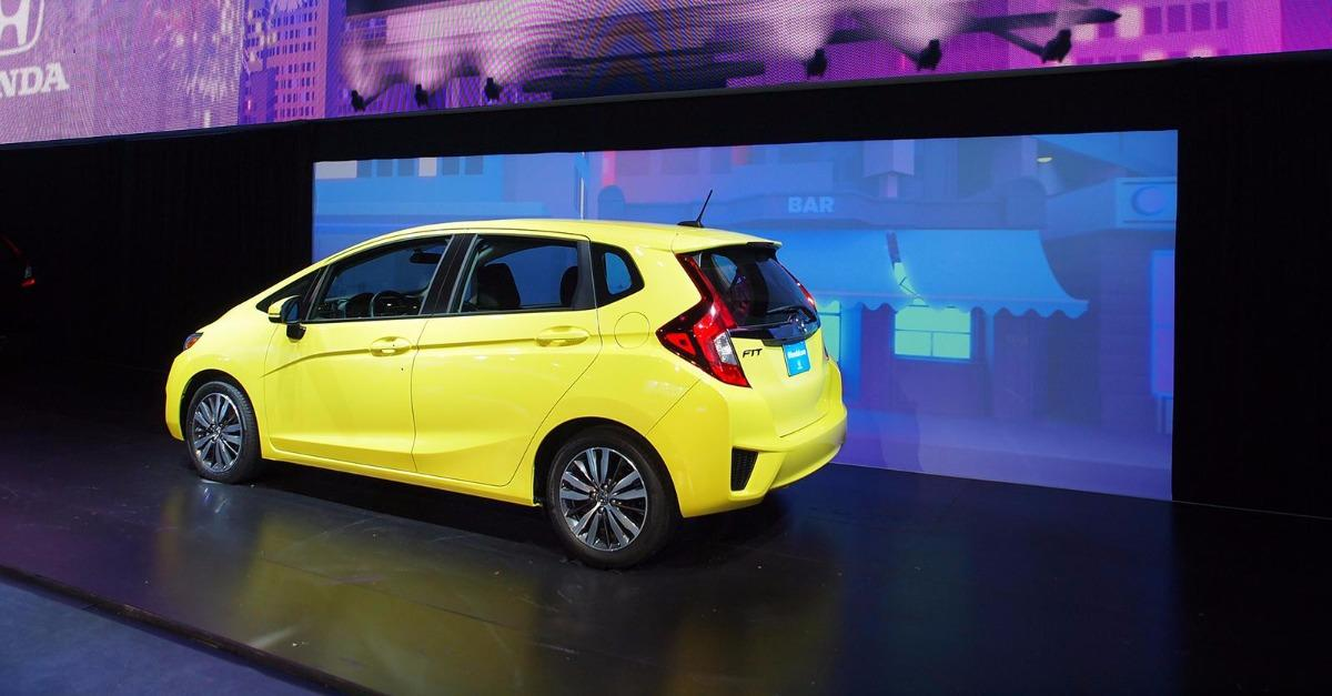3 All-New Compact Cars