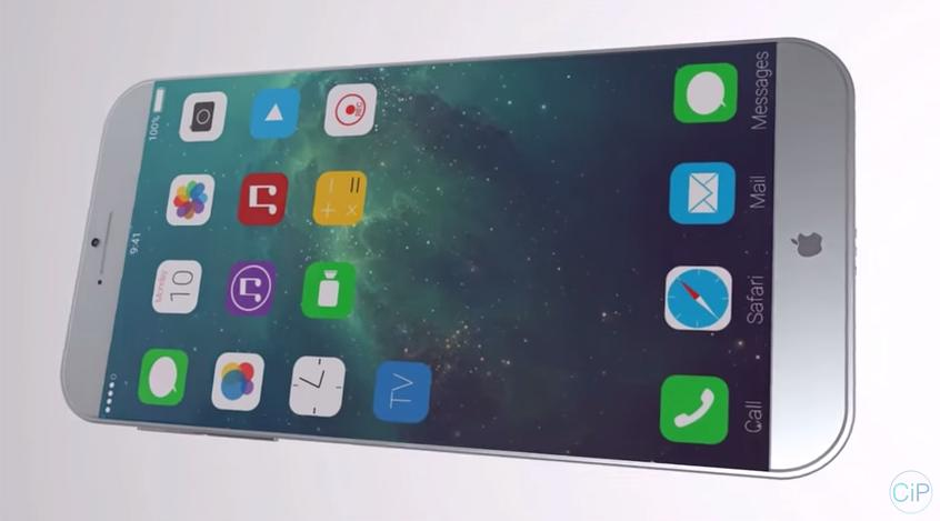 iPhone 7 concept imagines radical design changes Apple might already be toying with