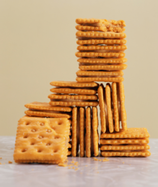Avoid cheese crackers.