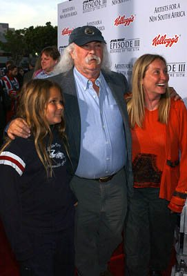 David Crosby at the LA premiere of 20th Century Fox's Star Wars: Episode III