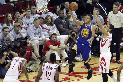 Warriors vs. Rockets, NBA playoffs 2015: Time, TV schedule and live streaming