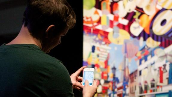 New App Reveals Painting's Past With a Swipe