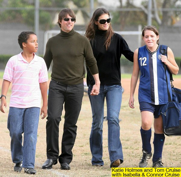 Tom Cruise's Kids, Connor & Isabella, Have Not Talked To Katie Holmes Since Divorce — New Report