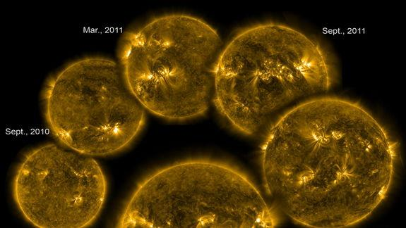 Tiny Solar Activity Changes Affect Earth's Climate