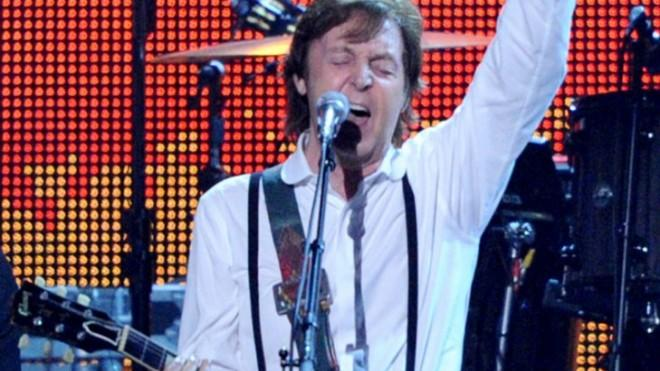 Paul McCartney is not Kurt Cobain — but he'll fill in for the late Nirvana frontmanWednesday night.