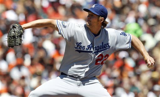 Kershaw and Dodgers complete sweep of Giants, 4-0