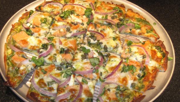 طرق مختلفة لصوص وعجين البيتزا 331361