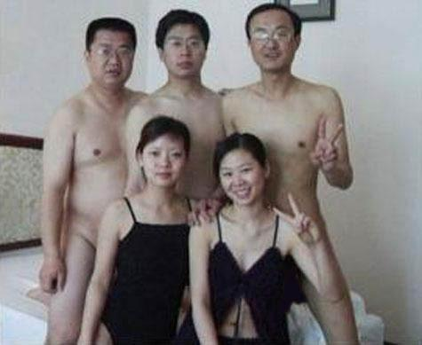 China's Sexy, Cheesy Group Sex Scandal
