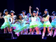 JKT48&#39;s first theater performance