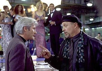 Richard Gere and Hector Elizondo in Runaway Bride