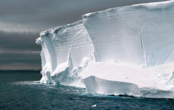 Antarctica's Speedy Ice Streams May Trigger Major Melting