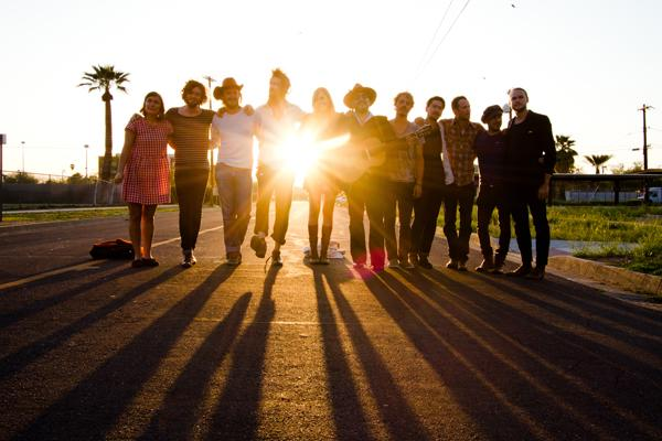 Edward Sharpe and the Magnetic Zeros Put a Twist on 'This Life' – Song Premiere