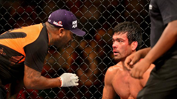 MMA: UFC Fight Night-Machida vs Mousasi
