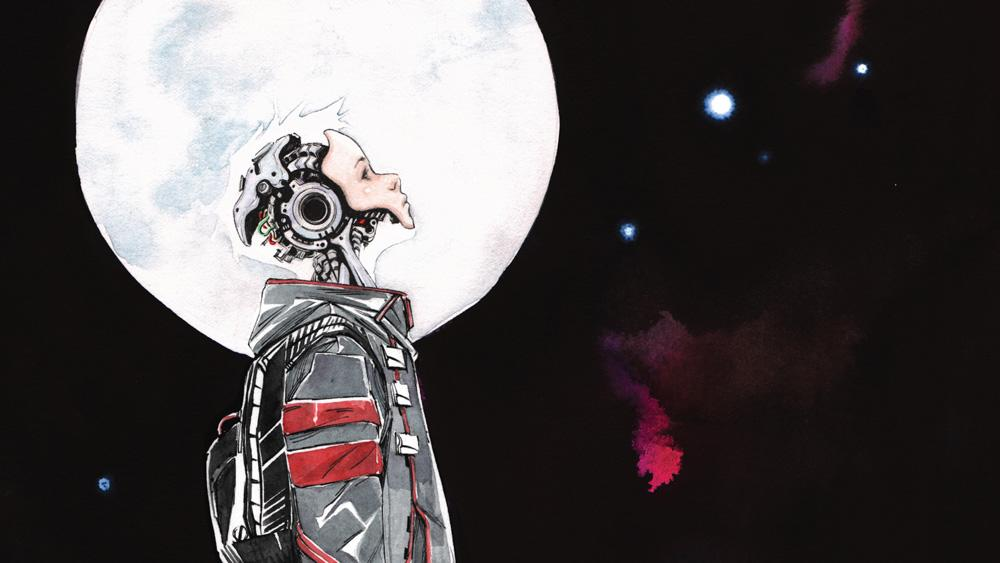 Sony to Adapt Sci-Fi Comic 'Descender' from Jeff Lemire and Dustin Nguyen