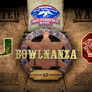 Independence Bowl: Miami vs South Carolina Preview