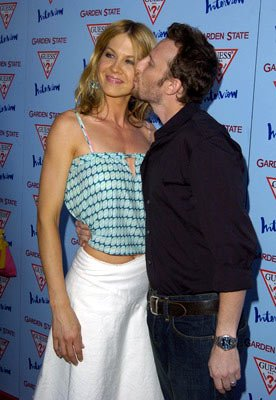 Premiere: Jenna Elfman and Bohdi Elfman at the Los Angeles premiere of Fox Searchlight's Garden State - 7/20/2004