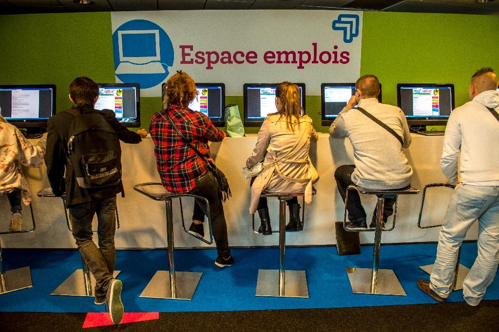French unemployment hits new record high in April