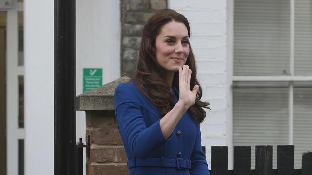 Kate Middleton Jokingly Shuts Down Prince William's Marathon Dreams