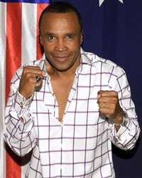 Sugar Ray Leonard Don Arnold, WireImage.com