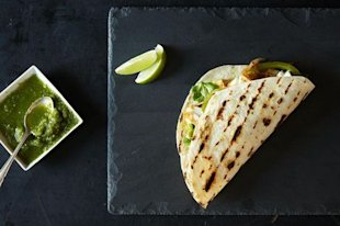 Grilled Fish Tacos on the Grill