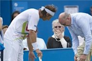 Assault case brought against Nalbandian