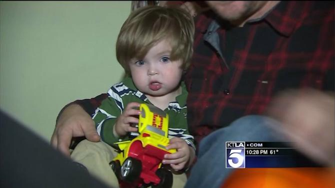 Mystery Illness Plagues Toddler Who Must Eat From Feeding Tube to Survive