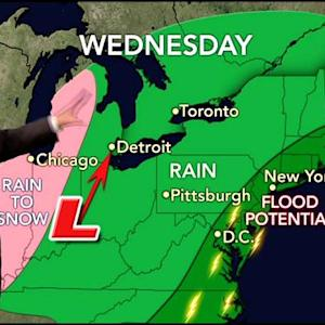 KDKA-TV Nightly Forecast (12/23)