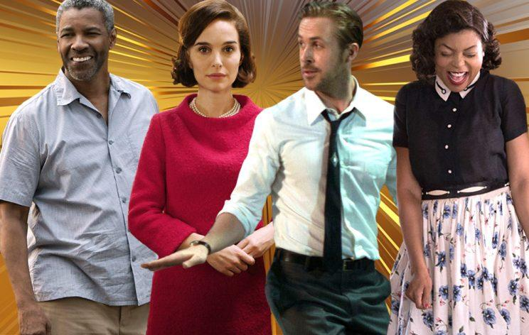 Our Predictions for the 2017 Oscar Nominations