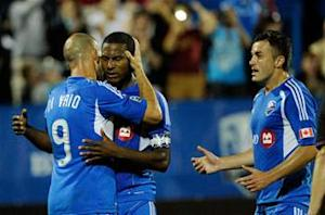 Montreal Impact 3-0 D.C. United: Bernier buries two and sets up one