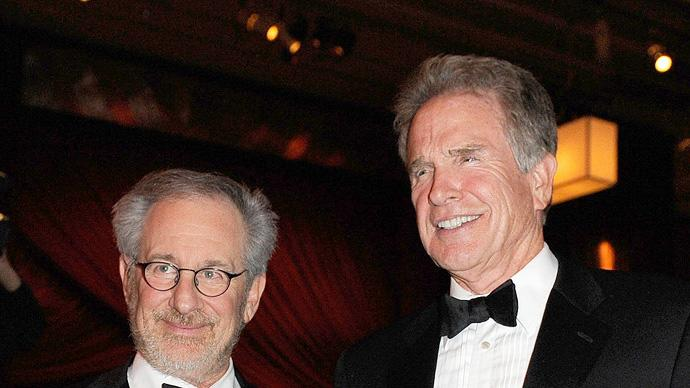 2009 AMPAS Inaugural Governors Awards Steven Spielberg Warren Beatty