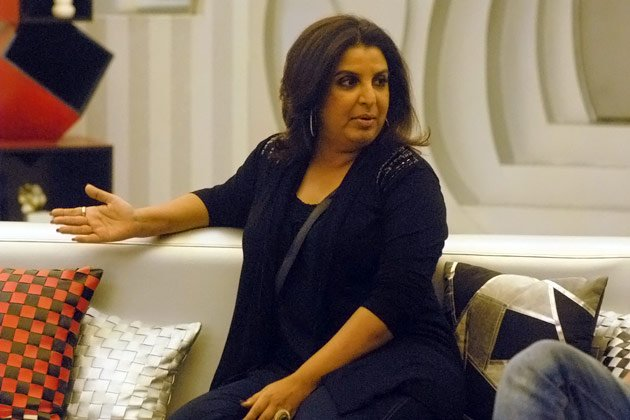 Farah Khan had a crush on Imam?