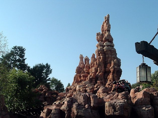 ABC Adapting Disney Theme-Park Ride for &#39;Big Thunder Mountain&#39; Pilot