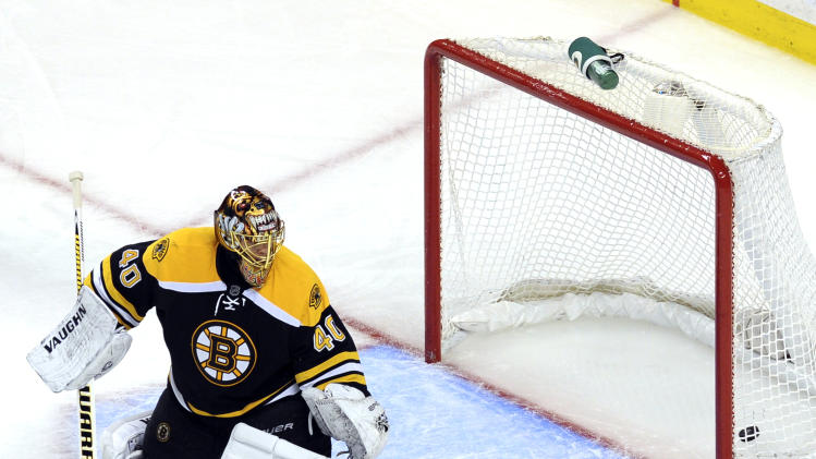 NHL: Ottawa Senators at Boston Bruins