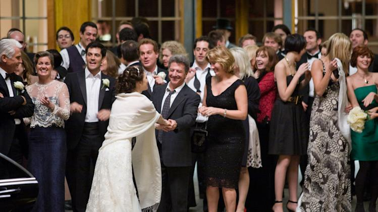 Liane Balaban Dustin Hoffman Emma Thompson Last Chance Harvey Production Stills Overture 2008
