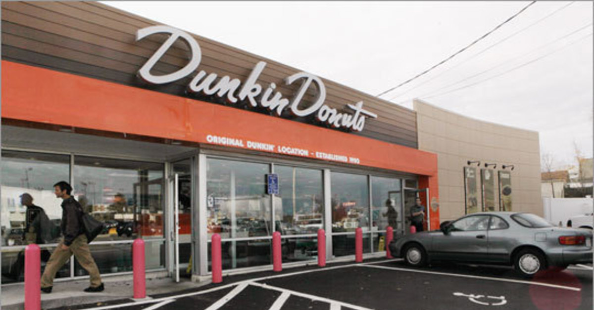 Original Locations of 12 Famous Food Chains