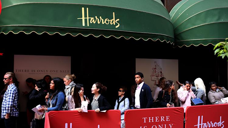 Harrods summer sale