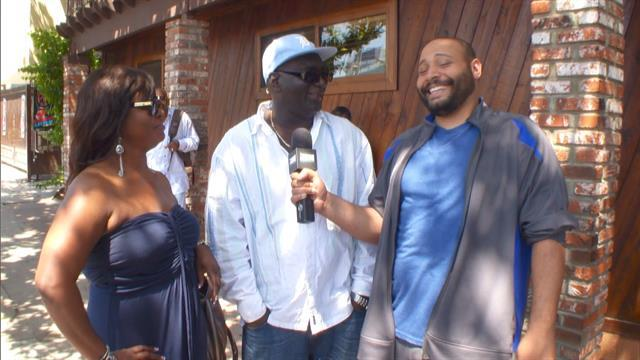 Arsenio Gets to the Bottom of Black Stereotypes At Roscoe's Chicken & Waffles