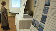 The information session on drilling for oil in the Gulf of St. Lawrence was a 'dog and pony show,' said Irene Novaczek.