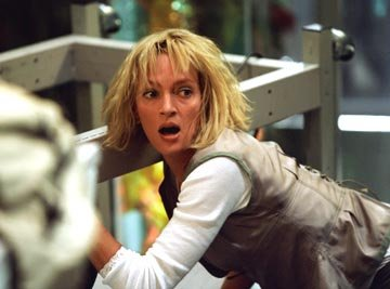 Uma Thurman in Paramount and Dreamworks' Paycheck