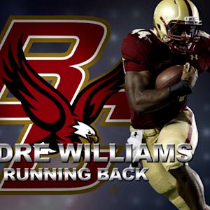 Best of BC RB Andre Williams vs NC State