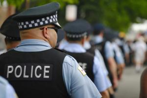 200 Chicago Desk Cops Head to the Streets: City Leaders and Residents Divided