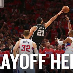 Watch Chris Paul's best plays from Round 1
