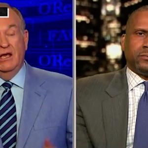 Tavis Smiley Calls Out Bill O'Reilly's Foolishness On Police Brutality