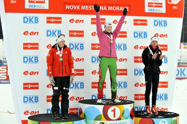IBU Biathlon World Championships - Women's Mass Start