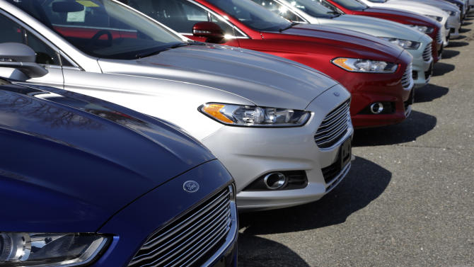 GM, Ford to collaborate on new transmissions
