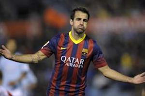 Fabregas: Barcelona had to move on from Guardiola