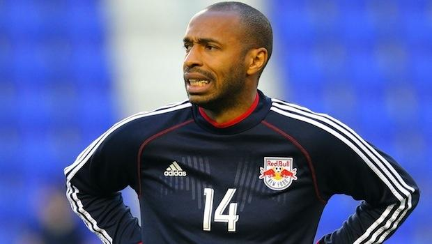 Rumor Central: New York Red Bulls' Thierry Henry to train with Atlético Nacional? | THE SIDELINE